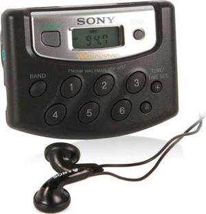 Sony Walkman Sintonización Digital Radio Am / Fm