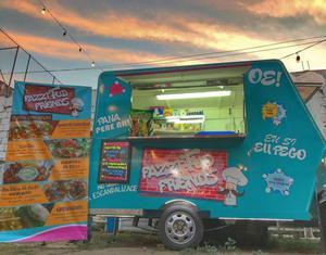 Trailer Comida Food Truck