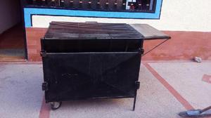 asador de arepas al carbon - Ibagué
