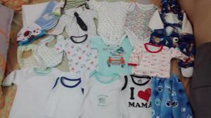lote ropa de bebe niño