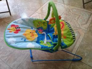 silla bebe fisher Price cojín de amamantar