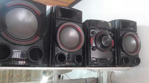 Equipo De Sonido Lg Cm