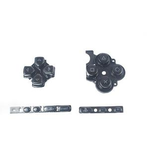 Kit Botones Playstation Portable Sony Psp  Negro
