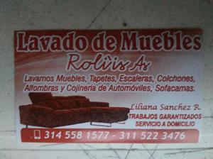 Lavado de Muebles Roliis As - Villavicencio