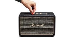 Marshall Acton Bluetooth Speaker Negro Nuevo En Caja