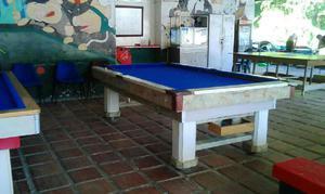 Se Venden 2 Mesas de Billar Y Pool - Dosquebradas