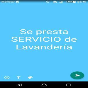 Servicio de Lavanderia - Bogotá