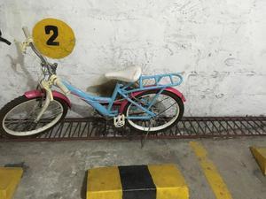 Vendo Bicicleta Niña 8 a 10 Años
