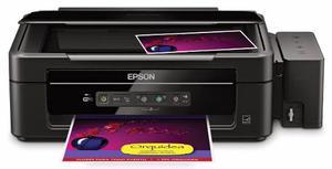 Impresora Multifuncional Epson Xp241 Con Sistema De Tinta