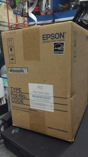 Venta de Impresora Epson Tm,t20ii en Caja Servicio a