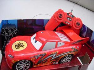 Carro Cars Rayo Mcqueen Control Remoto Pilas Recargables