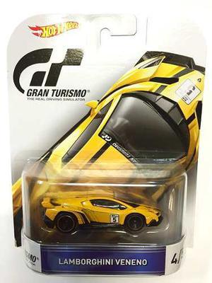 Gran Turismo Lamborghini Escala 1/64 Coleccion Hot Wheels