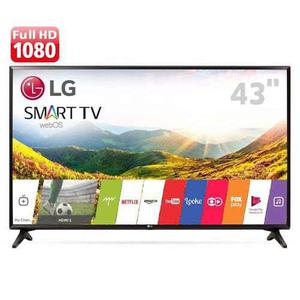 Tv Lg 43 Pulgadas Smart Tv Webos