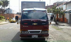Venpermuto Chevrolet Nhr 2000 Furgon Sec - Bucaramanga