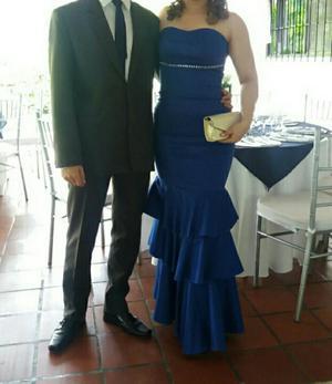 Hermoso Vestido para Fiesta Gala O Grado