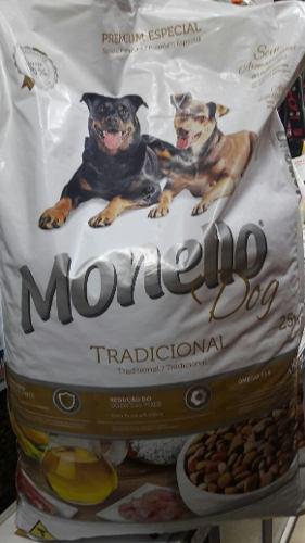 Monello Premium Tradicional Adulto X 25 Kg Mas Obsquio