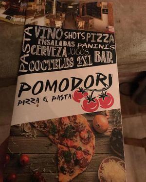 Se Necesita Cocinero Pizza Y Pasta - Santa Marta