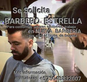 Se Solicita Barbero - Bogotá