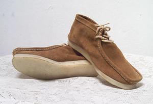 Zapato Forche, Zapato Clásico, Tipo Vintage. Colores Miel y