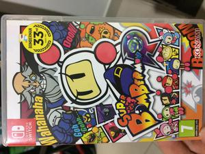 Bomberman R Juego Físico Nintendo Switch