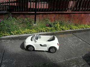 Carro de Bateria Recargable - Cali