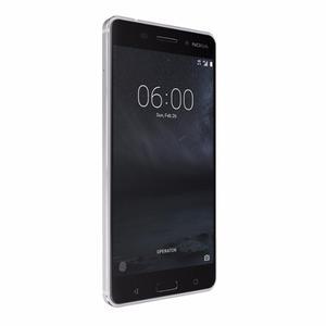 Celular Libre Nokia 6 Plata 3gb/32gb 4g 16mp
