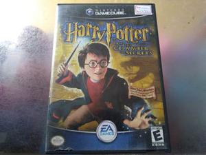 Juego De Gamecube Original,harry Potter Y La Camara Secreta