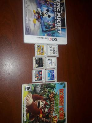 Juegos de 3ds Originales