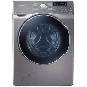 Lavadora Samsung Wd18hkp/ax Acero