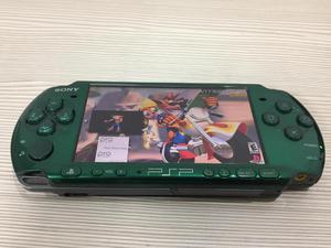 PSP Versión Limitada Verde con 2 juegos Excelente Estado