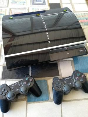 Play Station 3 Ps3, Controles Y Juegos
