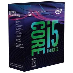 Procesador Intel Core I5 8600k Nuevo Entrega Inmediata