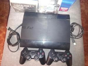 Ps3 Super Slim 500 Gb Cambio iPhone 6