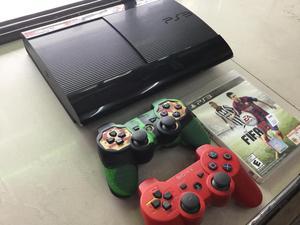 PsA PS3 Super Slim 12GB