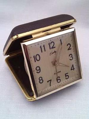 Reloj Despertador Antiguo Bradley Japonés