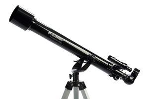 Telescopio Celestron Powerseeker 60 Az Refractor Astronomía