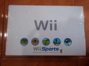 Vendo Consola Wii Sports prácticamente nueva, con chip para