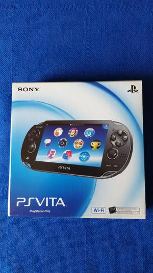 Vendo Play Station Vita psvita Como Nuevo 3 Juegos