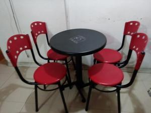 Venta de Sillas Y Mesas para Restaurante