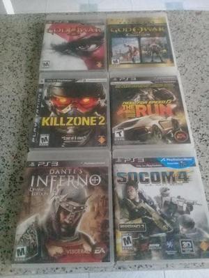 juegos de play 3 nuevos originales