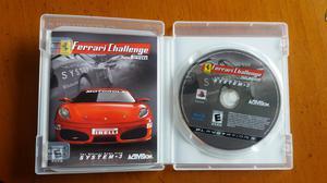 vendo o permuto Ferrary para PS3, juego fisico