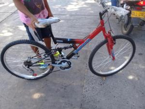 Bicicleta todo terreno grande interesados solo llamadas