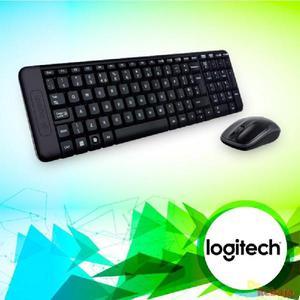 Combo Teclado Mouse Logitech Mk220 Inalámbrico - Medellín
