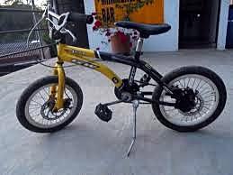 vendo Bicicleta todo terreno con frenos de disco