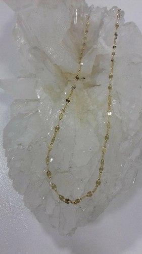 Cadena En Oro 18k 40cm Ref: