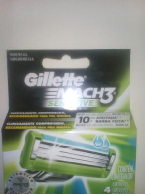 Repuestos Y Maquinas de Afeitar Gillette