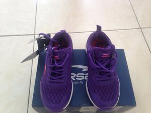 Zapato Tenis Deportivo Original Rs 21 Para Niña Talla 30