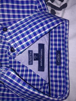 Camisa de Vestir Tommy Hilfiger Original