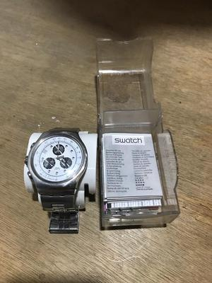 Reloj Swatch Original Pulso de Acero