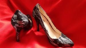 Zapatos Ela Nuevos en Blonda Talla 36